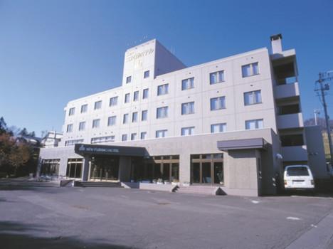 ニュー富良野ホテル-外観2